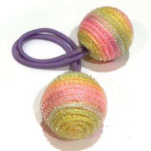 Fioletowa gumka