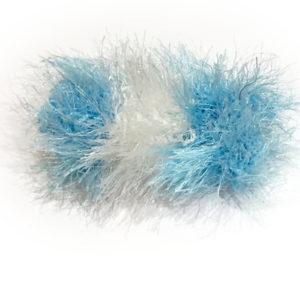 Kolor biało-błękitny