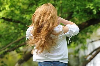 peruki damskie długie